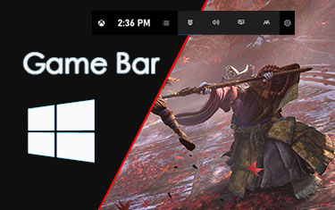 Game Bar of Windows 10