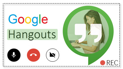 how to record Google Hangouts/Meet on computer
