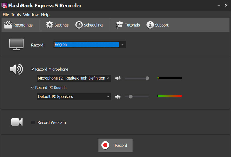 Best Free Screen Recorder for Windows - FlashBack