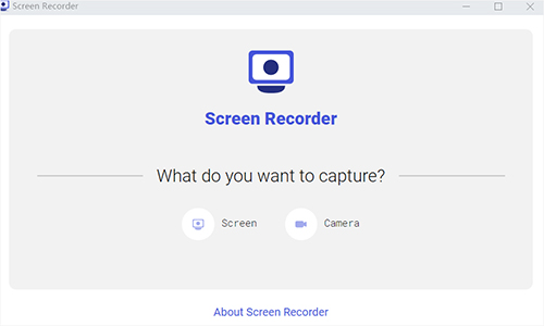 Screen Recorder Plugin