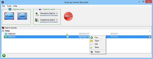 Video Call Recorder - AnyCap Screen Recorder