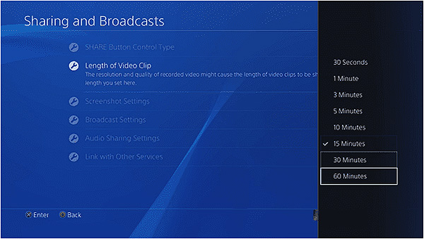 How to Record Gameplay on PS4 with Console