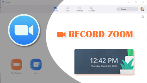 How to Record Zoom Meeting on PC