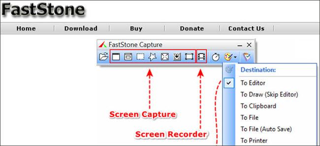 BEST SCREEN CAPTURE SOFTWARE - FastStone Capture