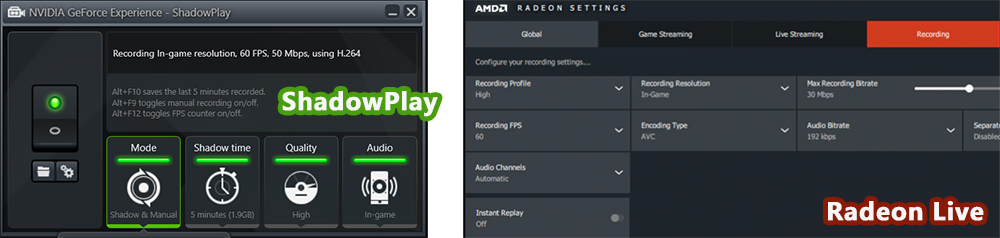 How to Record Gameplay on PC with GPU Service