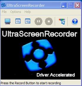 Ultras Open Source Screen Recorder