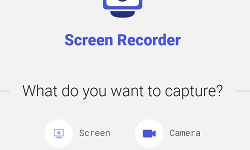 Chrome Screen Recorder Extension - 1