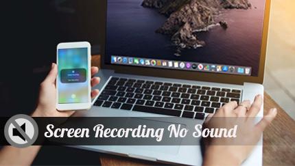 Screen Recording No Sound Fixed