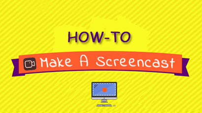 How to Make a Screencast on PC