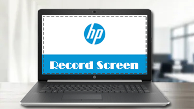 How to Screen Record on HP Laptop