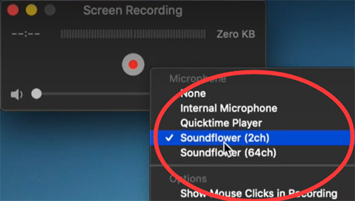 QuickTime Records iMac Screen 2