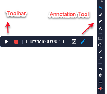 Annotation Tools and the Floating Panel