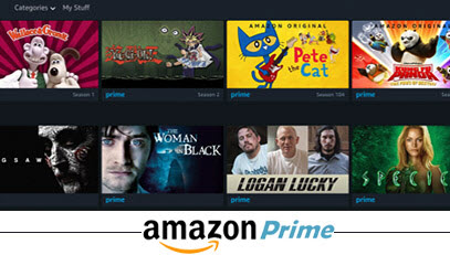 How to Record Amazon Prime Movies, Videos and Music on PC/Mac