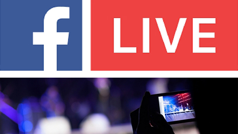 record facebook live