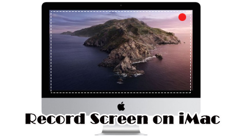 Record Screen on iMac