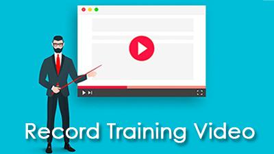 Record Training Videos