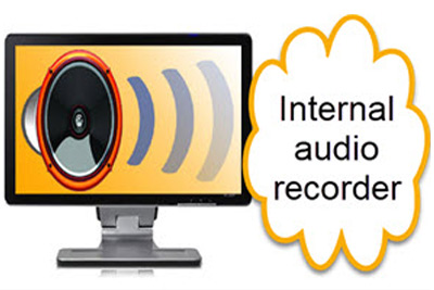 Internal audio recorder