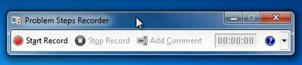Step Recorder Screen Grabber