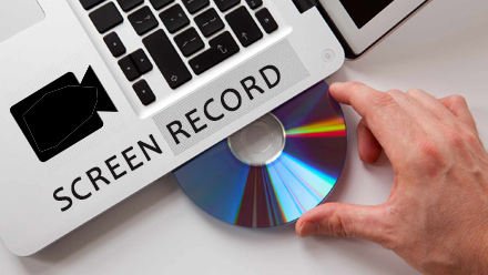 How to Screen Record DVD Movie or CD Music on Computer
