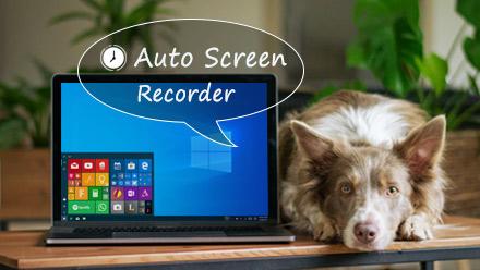 auto screen recorder