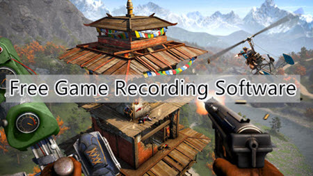 Best 5 Free Game Recording Software For Windows