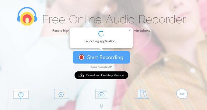 Free online audio recorder to capture online music