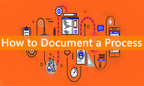 Document a Process with Screen Recorder