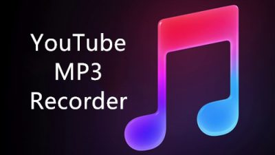 YouTube MP3 recorder