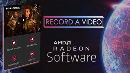 AMD Radeon Screen Recorder | 2020 Overview, Guide, Limitation etc.