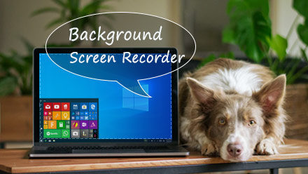 Background Screen Recorder: Record Screen in Background Without Notice