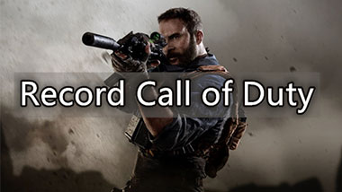 How to Record Call of Duty? [e.g. Modern Warfare]