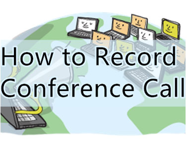 record conference call guide