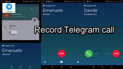 How to Record Telegram Call on Your Desktop