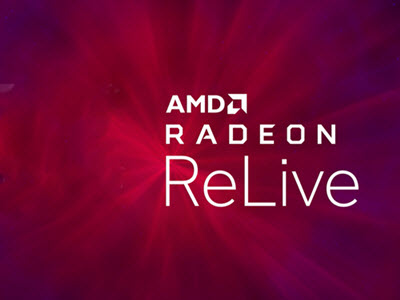 Cover of AMD Radeon Relive