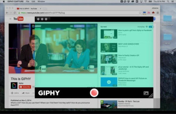 GIPHY Capture for Mac
