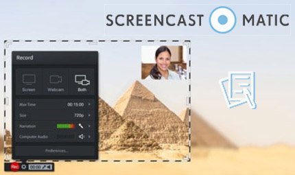 Screencast-O-Matic Tutorial 2020 [Detailed Features and Operations]
