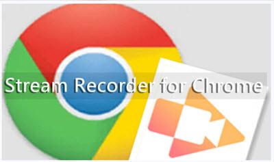 Cover of Chrome Stream Recorder
