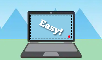 Easy & Simple Screen Recorder for Windows and Mac