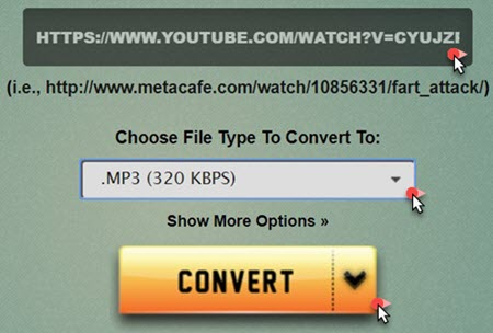 Paste and download YouTube video