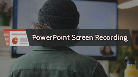 How to Record PowerPoint Presentation with Narration & Webcam Easily