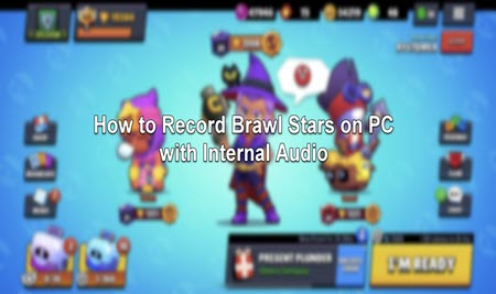 Cover of record brawl stars on your pc