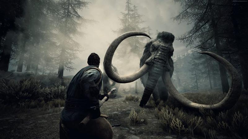 In-Game Screenshot at 60 FPS