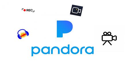 Cover of record pandora