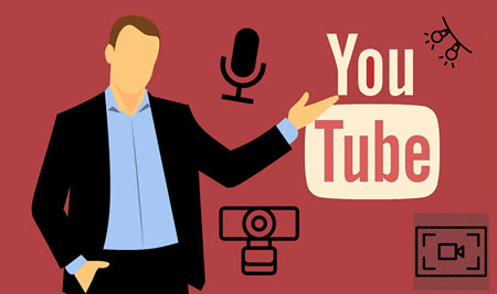 cover of youtube equipment for beginner