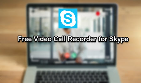 cover of free video call recorder for skype
