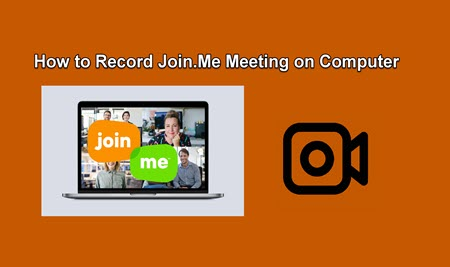 How to Record Join Me Meetings on Computer as a Host/Participant