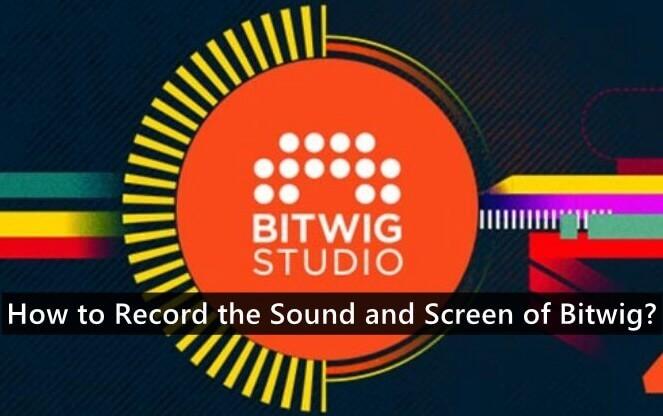 Bitwig studio cover