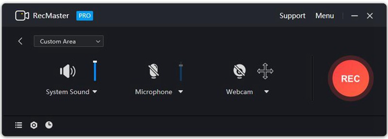 Record a LiveWebinar step3