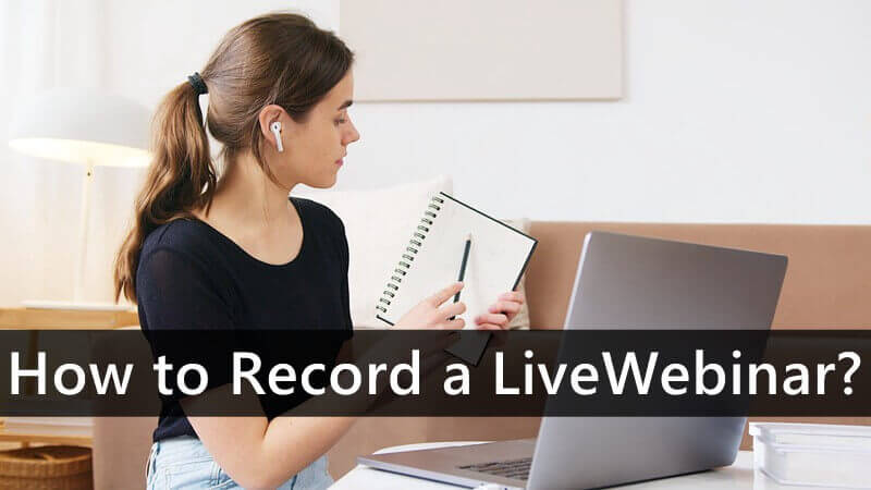 How to Record a LiveWebinar?