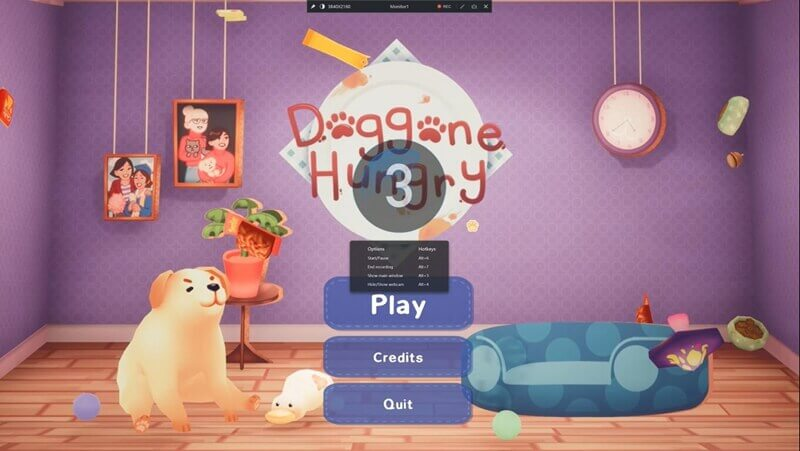 Record Doggone Hungry Gameplay step3